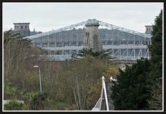 Spot the Train! (peterdouglas1) Tags: virgintrains britanniabridge bridges menaiwoods belmont