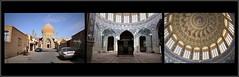 Meydan mosquée, époque timouride, 15ème siècle ! (Save planet Earth !) Tags: mosquée kashân kachan iran travel voyage amcc nikon d90