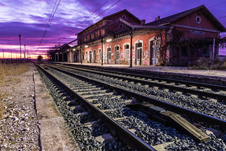 Estación Castillejo-Añover I