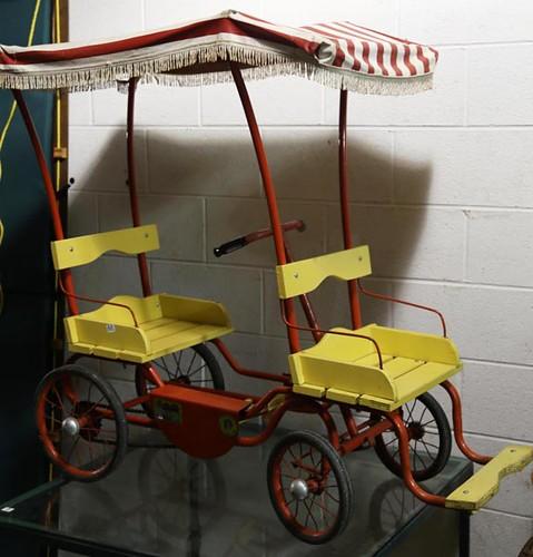 Jim Dandy Surry Ride ($336.00)