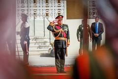 جلالة الملك عبدالله الثاني يفتتح الدورة العادية الثانية لمجلس الأمة الثامن عشر (Royal Hashemite Court) Tags: amman jordan jo kingabdullahii kingabdullah speech from throne crownprince alhussein جلالة الملك عبدالله الثاني خطاب العرش السامي الأمة مجلس البرلمان parliament