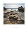 """The Long Wait"" - Porth Nanven, Cornwall (Joe Rainbow) Tags: landscape nanven cornwall film velvia50 mamiyarz67proii beach coast sea ocean rocks square 6x6"