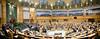جلالة الملك عبدالله الثاني يلقي خطاب العرش السامي (Royal Hashemite Court) Tags: amman jordan jo kingabdullahii kingabdullah speech from throne crownprince alhussein جلالة الملك عبدالله الثاني خطاب العرش السامي الأمة مجلس البرلمان parliament