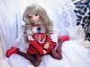 ポージングトレース4 (nanatsuhachi) Tags: ドール doll dollfiedream dollfiiedreamsister ddh09 volks dd dds imari いまりちゃん ゼノサーガ モモ コスプレ xenosaga momo