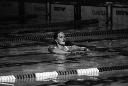 100 Swimming_EM_1987 Strasbourg