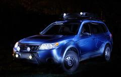 2012 Subaru Forester (donaldgruener) Tags: sh forester subaru lightpainting night