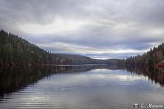 171025-09 Lac Deschênes (clamato39) Tags: eau water latuque lake lac clubanowepo ciel sky clouds nuages provincedequébec québec canada