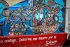 Afro-cuban Culture (Alison Claire~) Tags: cuba havana cuban culture art street habana viejo old urban paint artists architecture latin america central latino colors colours color colour bright canon canoneos canoneos600d eos eos600d rebel rebelt3i rebelt31 alison lonsdale artwork callejon de hamel afrocuban tourist tourism travel travelling traveling