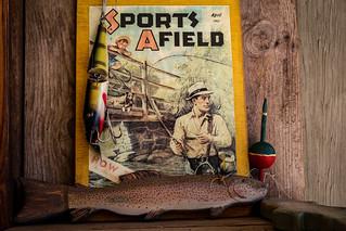 Vintage fishing - Anderson S.C.
