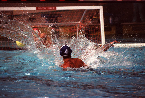 18 Waterpolo EM 1993 Sheffield
