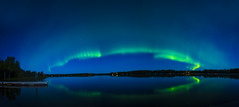 Dancing Skies (Rigsby'sUniquePhotography) Tags: auroraborealis northernlights minnesota tower lakes landscape nature explore getoutthere roadtrip magazine aaronrigsby canon sandisk earth majestic september fullmoon longexposure nightscape