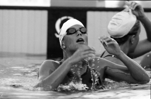 347 Swimming EM 1991 Athens