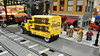 Harlem the 30's (Dr. Who) (The Brickstons Group) Tags: lego moc harlem new york dr who truck