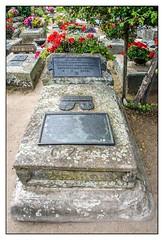 16.09.16.16.59.17 Nürnberg, Johannisfriedhof, Grab Albrecht Dürer (PROFI-LACK-TISCH) Tags: deutschland germany grab grave graves gräber europa europe franken francs bayern bavaria nürnberg