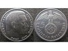 Germany 5 marks 1938 (Baltimore Bob) Tags: coin money silver reichsmark germany nazi swastika hindenburg