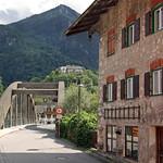 Marquartstein - Ortsmitte (02) - Die alte Betonbrücke über die Tiroler Ache thumbnail