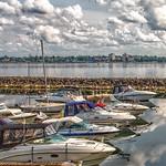 Brockville Ontario - Canada - Marina - Reflections thumbnail