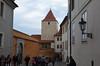 Pražský hrad, Černá věž - DSC_3451p (Milan Tvrdý) Tags: prague praha praguecastle pražskýhrad hradčany czechrepublic černávěž blacktower