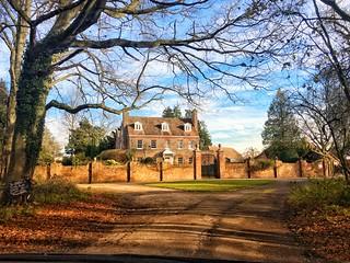 Turville Grange, Turville Heath Buckinghamshire