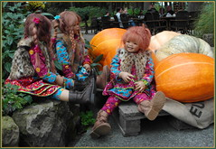 Den Tag genießen ... (Kindergartenkinder) Tags: indergartenkinder annette himstedt dolls tivi annemoni sanrike personen kindergartenkinder