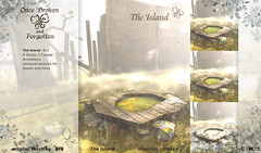 8f8 - Once Broken and Forgotten -The Island (iBi 8f8) Tags: sl second life virtual 8f8 ibi creations once broken forgotten collection island november 2017 nature builds