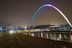 DSC01200 (simonbalk523) Tags: newcastle millenium tyne bridge northern river photography sony architecture