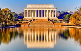 Lincoln Memorial Nov 24 2017