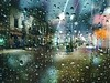 """""""Some people walk in the rain, others just get wet.""""  ―  Roger Miller (Eggii) Tags: night street city rain walk"""