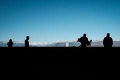 Turin (AndreArma) Tags: fuji xpro2 fujinon xf 23 14 blue sky turin italy street black mountains
