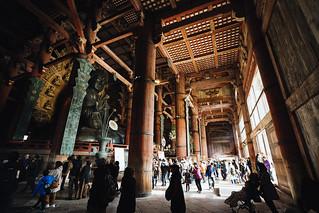 Tōdaiji Temple 東大寺