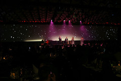 Pot-Pourri Performing at Ci2016 Gala DInner