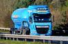 Walker Bulk Logistics  DAF CF space cab  RIG 2566 (sab89) Tags: tanker tankers trucks hgv bulk transport