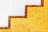 Adjacent (Daniela 59) Tags: wall wednesdaywalls lines shapes texture colourful bricks danielaruppel