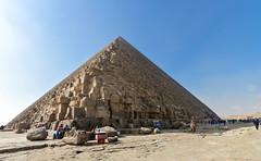 Pirámide de Keops (Porschista) Tags: elcairo egipte keops guiza