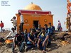 DSCN3979 (Prof.Suresh G. Isave) Tags: highest peak maharashtra treks near pune sahyadri mumbai hard trek religious malshej ghat ratangad bhandardara dam randha fall darya alang madan kulang