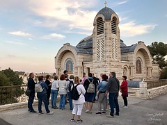 40 - Kakaskukorékolás temploma / Svätý Peter in Gallikantu