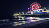 Santa Monica Pier (ijpears) Tags: pier usa pacific beach night lights funfair rides santa monica california