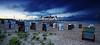 Home by the sea (FH | Photography) Tags: ahlbeck usedom mecklenburgvorpommern deutschland seebrücke ahl strand ostsee abends wetter wolken gewitter sturm strandkörbe urlaub ferien tourismus dünen landschaft sand meer see wasser sonnenuntergang sunset horizont blauestunde himmel