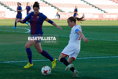 Sevilla FC Femenino - FC Barcelona Femenino-16