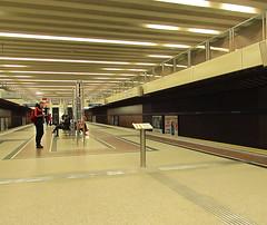 Metro Warszawskie (transport131) Tags: metro warszawskie mw stacja station infrastruktura infrastructure wilanowska