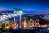 Brussels By Night II (Alec Lux) Tags: architecture belgium bluehour bridge brussel brussels building city cityscape elevator lights longexposure nighshot night nightscape roofs rooftops skyline street urban brusselshoofdstedelijkgewest be