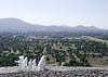Las novias del Cristo encima de la pirámide del Sol (ilana.greendel) Tags: mexico méxique pyramide pyramid