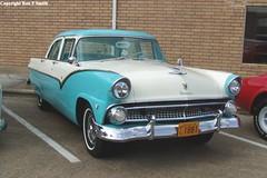 051015o37 (liverpolitan.) Tags: 1955 ford fairlane v8 downtown rosenberg texas car auto us usa american