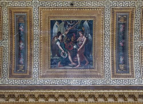 Galerie de Bal:Victoire et renommée