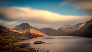 Wast Water - The Lake District - Cumbria