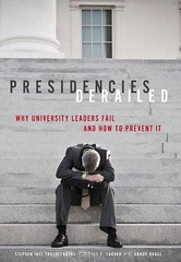 [PDF] DOWNLOAD Presidencies Derailed: Why University Leaders Fail and How to Prevent It ONLINE (BOOKSYZQYYBCAE) Tags: pdf download presidencies