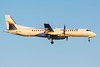 SE-LXK - Tus Airways - Saab 2000 (5B-DUS) Tags: selxk tus airways saab 2000 sb20 lca lclk larnaca larnaka international airport airplane aircraft aviation cyprus flughafen flugzeug planespotting plane spotting