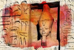 (2632) Abu Simbel (Egypt) (QuimG) Tags: abusimbel egypt egipte egipto quimg quimgranell joaquimgranell textures retoc retoque retouch landscape paisatge paisaje art architecture arquitectura