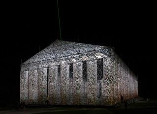Documenta14 - Marta Minujíns - Parthenon of Books