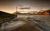 Elgol Tide (-- Q --) Tags: skye scotland westcoast elgol lee09softgrad lee06softgrad marumidhgcpl sunset waves longexposure isleofskye lochscavaig scottishhighlands strathairdpeninsula